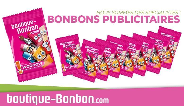 Bonbon publicitaire