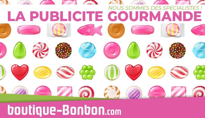 Vos bonbons personnalisés avec la boutique du bonbon !